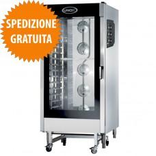 Forno Elettrico Carrellato Pasticceria BAKERLUX™ a Convezione-Umidità Manuale 16 Teglie cm 60x40