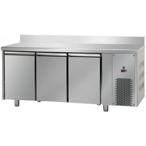 Tavolo Refrigerato Temperatura Negativa 3 Sportelli con ...